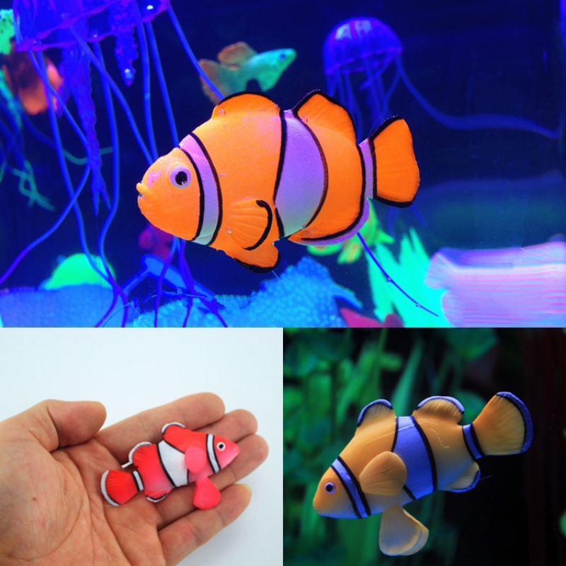 Funny pet cat toy swim robofish activated robo toy fish for Swimming fish cat toy