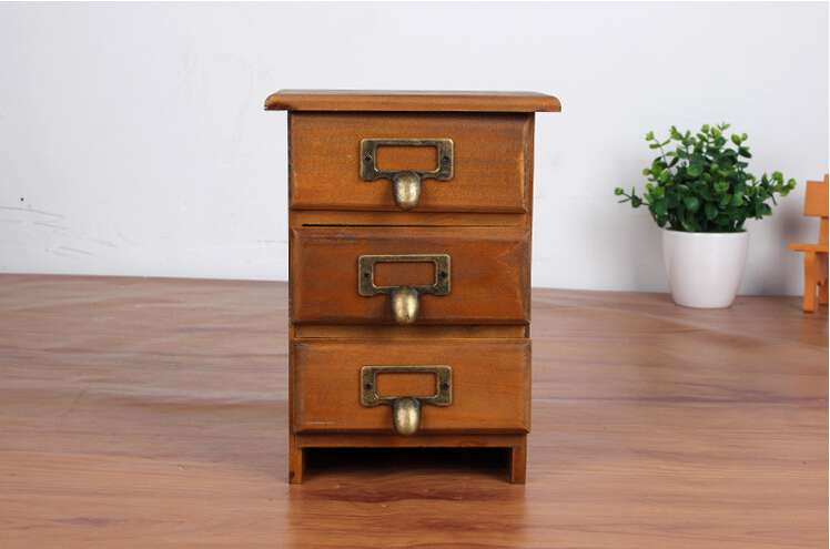 Small Wood Drawers ~ Antique small cabinet furniture