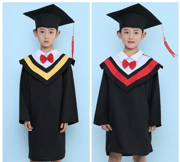 New Bachelor Clothes Academic Dress Trencher Cap Graduation Dress ...