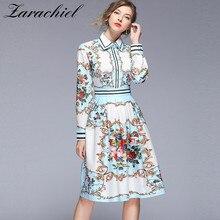 Autumn Fashion Runway Dress