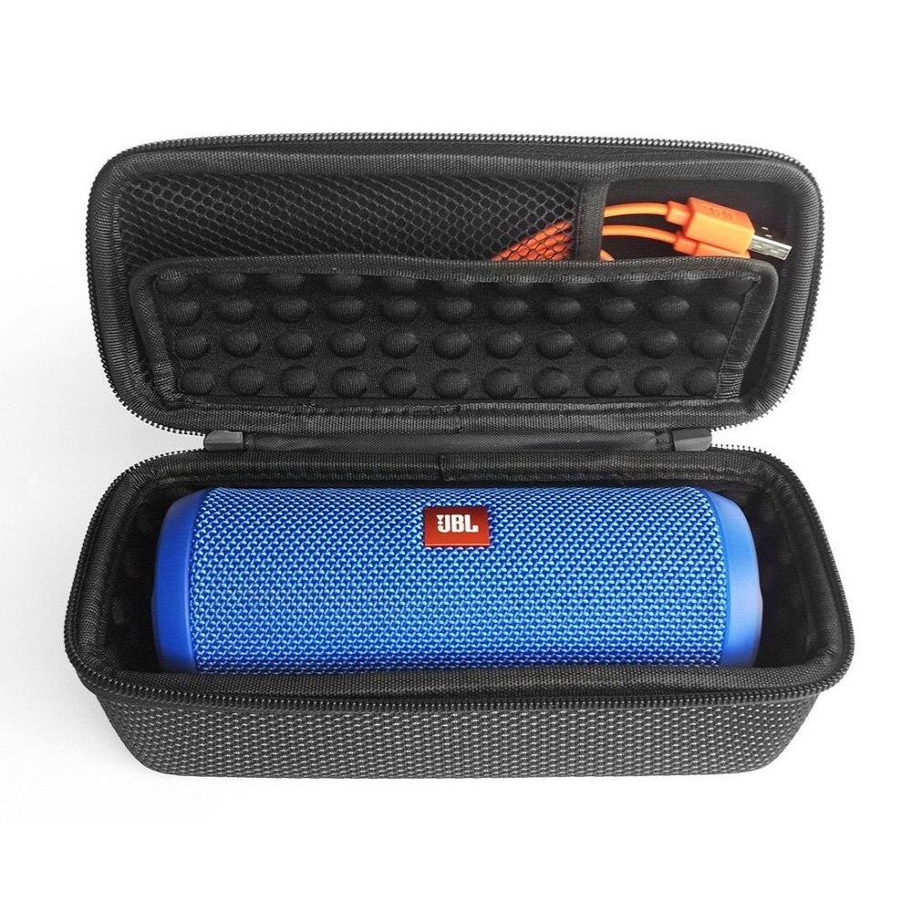 Caixa com Soft Case para Jbl Portátil de Viagem de Proteção Bolsa de Transporte Bluetooth sem Fio 2018 Novo Rígido Capa Flip 3 Flip4 Falante