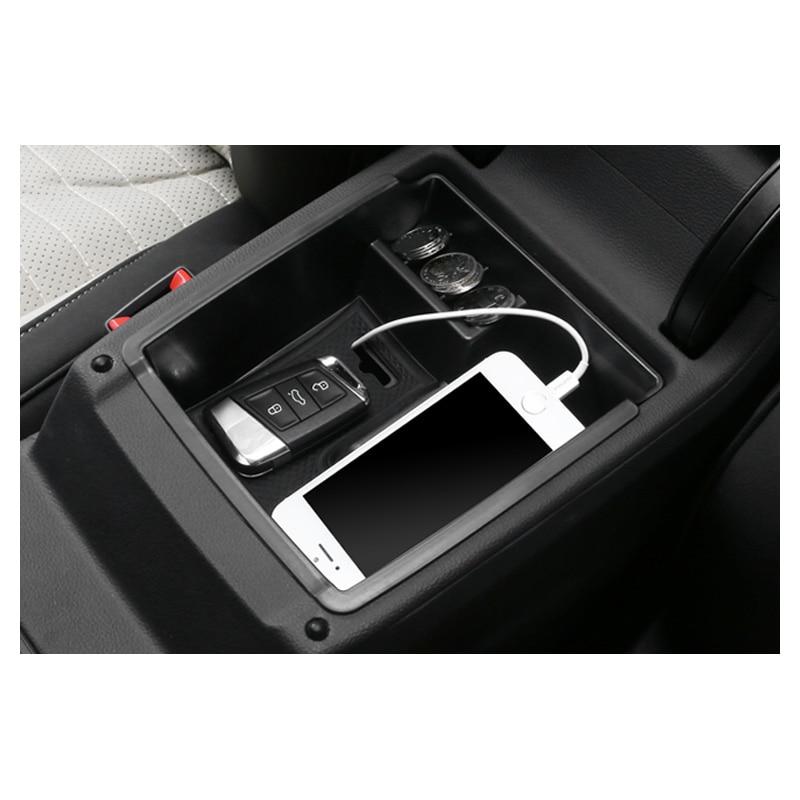 Organizer Car-Interior Passat B8 Volkswagen Arteon Holder-Box Armrest Consoles For Storage