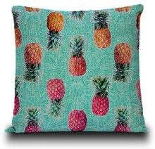 2016 новых творческих красочные ананас подушка подушки, Подушка подушки, Белье наволочки в украшения дома диванные подушки