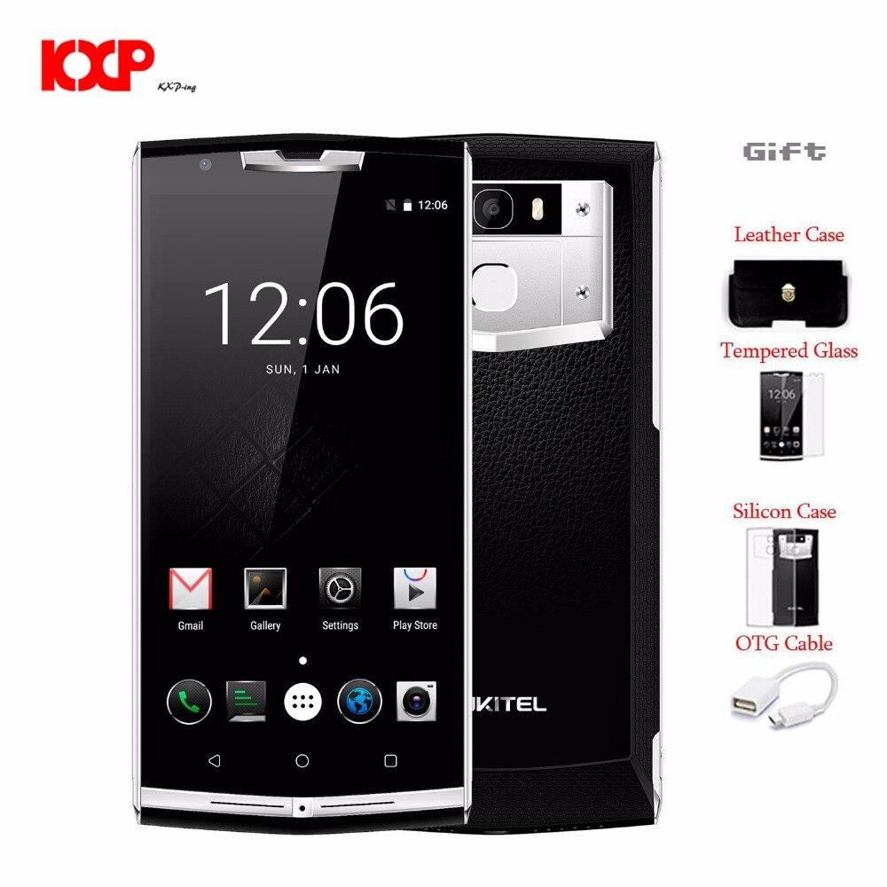 """bilder für Original Oukitel K10000 Pro Android 7.0 Handy 5,5 """"FHD Octa-core 3 GB RAM 32 GB ROM MTK6750T 12 V/2A Schnellladung Fingerabdruck"""