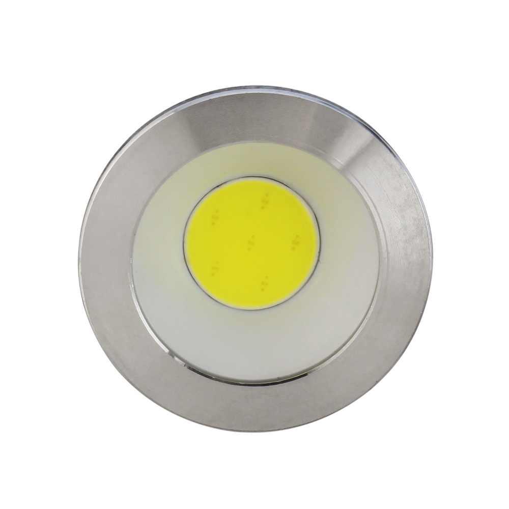 GU10 светодиодный свет 9 Вт COB Светодиодный свет лампы 110 V 220 V Светодиодный точечный светильник Точечный регулируемый светильник яркое освещение 10 шт./лот