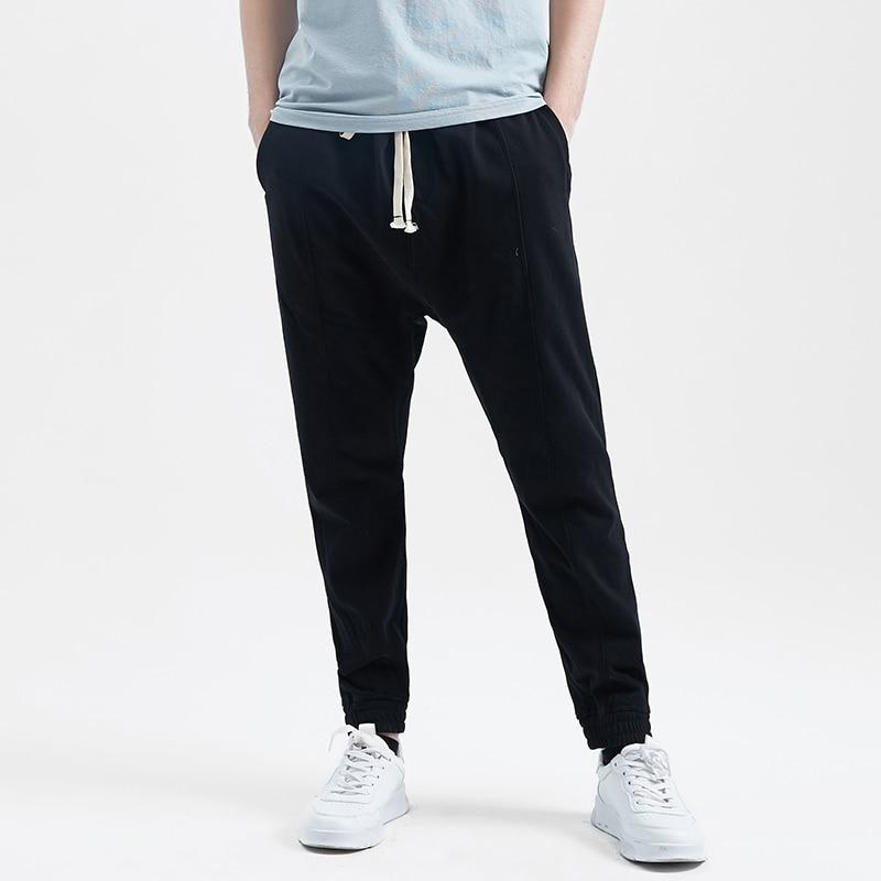 Pioneer Camp Solid Cotton Harem Pants  1
