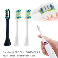 Replacement Toothbrush Heads For Xiaomi Electric Toothbrush Brush Heads FOR SOOCAS  SOOCARE X3 Xiaomi Mijia Tooth brush heads 5
