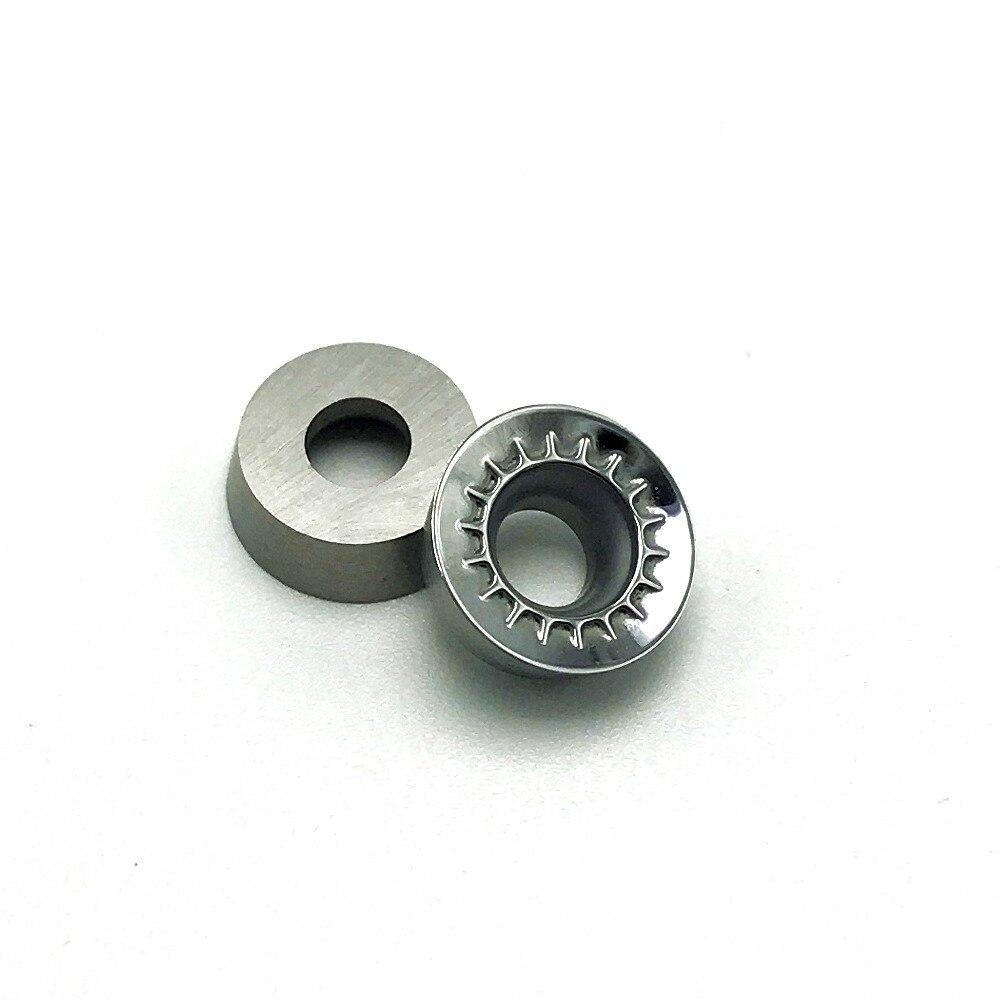 20PCS RPGT1003 MO AK H01 Aluminum cutter blade Insert Cutting Tool turning tool CNC Tools AL