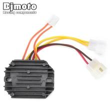 BJMOTO Motorcycle Voltage Regulator Rectifier for Polaris 600 IQ Widetrak EFI L/C 2010-2017 Shift 600 800 Pro RMK Rush 4012263 недорого
