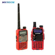 walkie talkie UV5RA BAOFENG UV-5RA VHF UHF Dual Band 136-174/400-520MHz Two Way Radio 3800mAh ON0360