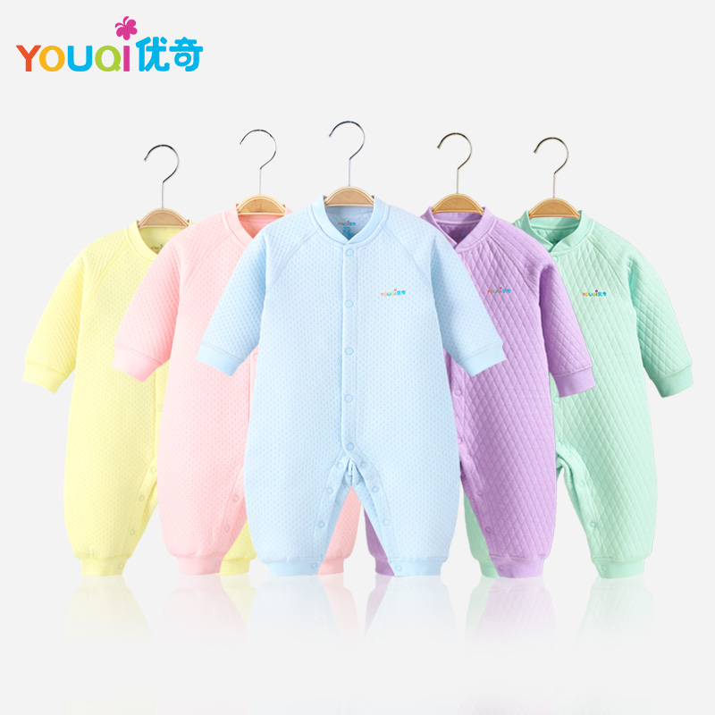 YOUQI 2Pcs Winter Unisex Baby Clothes Warm Boys Rompers Girls Clothing Toddler Infant Jumpsuit Spring Outfit Clothes For Babies newborn girls rompers infant baby boys jumpsuit clothes toddler down jacket romper clothing nylon padded overalls warm winter
