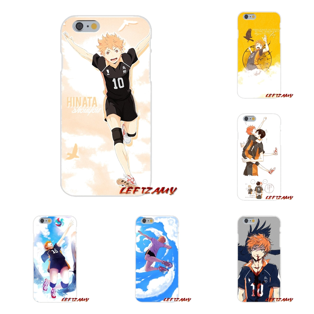 For Xiaomi Redmi 3 3S 4A 5A Pro Mi4 Mi4C Mi5S Mi6X Mi Max2 Note 3 4 5A Accessories Phone Cases Covers Haikyuu hinata shoyo