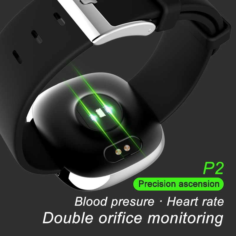 Smart Band P2 Blood Pressure Heart Rate Monitor Smart Bracelet Pedometer Smart Fitness Tracker for Android IOS Smartphones 5