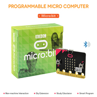 Original BBC Micro Bit Main Board NRF51822 Bluetooth For Kids Starter To Programming Support Windows IOS