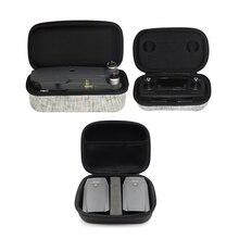 Sunnylife Mavic Pro DJI Accessories Portable Storage Bag Drone Body Controller Hardshell Case Protective Box for Mavic Platinum