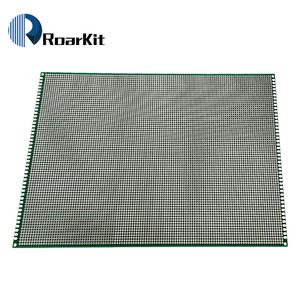 Image 2 - 5 stks/partij 20x30 cm PROTOTYPE PCB 2 layer 20*30 panel Universal Board double side