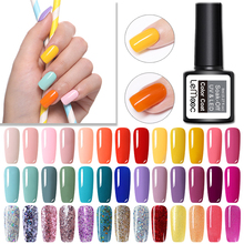 LEMOOC 2Pcs Gel Polish Set Glitter Summer Nail Gel Soak Off Gel Lak Professional Gel Nail Polish DIY Nail Art UV Nails Polish 3 pcs set kit lvmay brand painting gel polish nail art color 3d drawing paint curing lamp soak off professional nails top it off