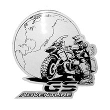GS adventure Sticker Reflective For BMW  S1000XR F800R F650GS F700GS F800GS R1200GS ADV Motorcycle Decal Waterproof