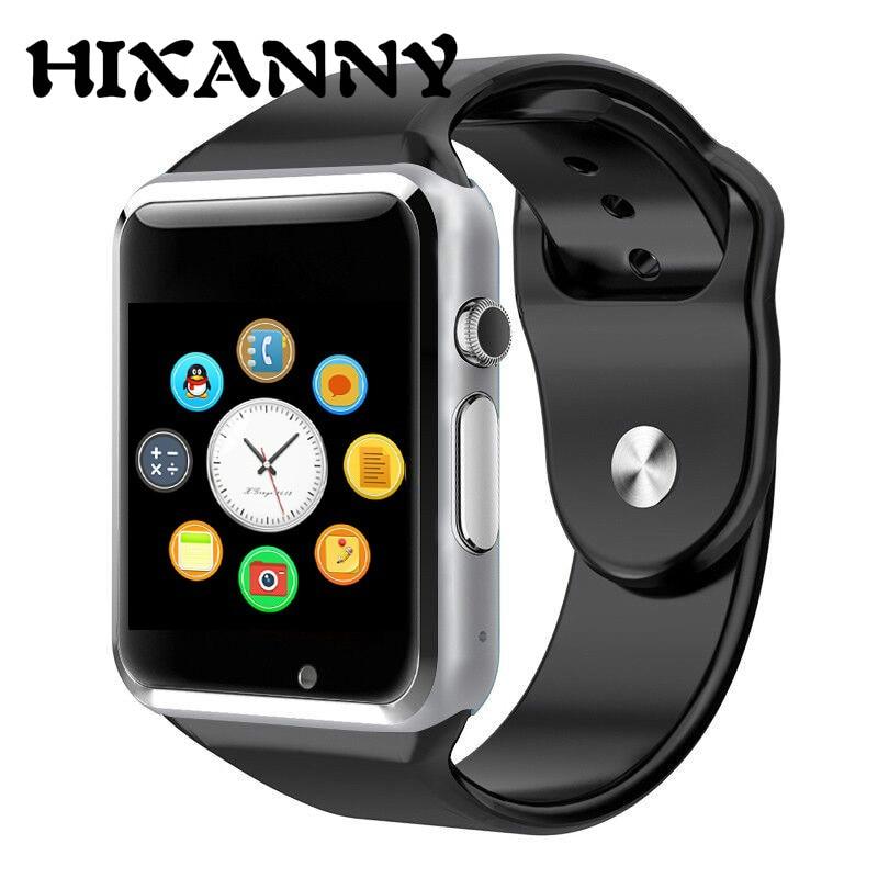 HIXANNY Smart Uhr For Kinder Baby Telefon Support 2G Sim Karte Dail Anruf Touchscreen kinder Smartwatches
