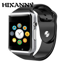 HIXANNY Smart Uhr For Kinder Baby Telefon Support 2G Sim Karte Dail Anruf Touchscreen kinder Smartwatches