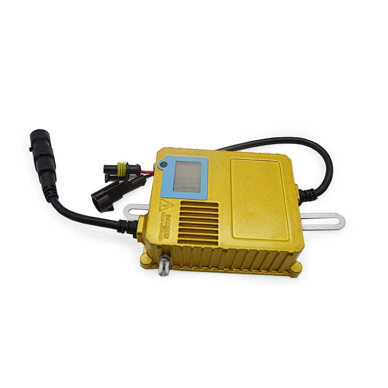 TPTOB 200W Ballast Kit HID Xenon Bulb 12V H1 H3 H7 H11 9005 9006 6000K Auto Xeno Headlight Lamp Screen display Adjustable Wattag