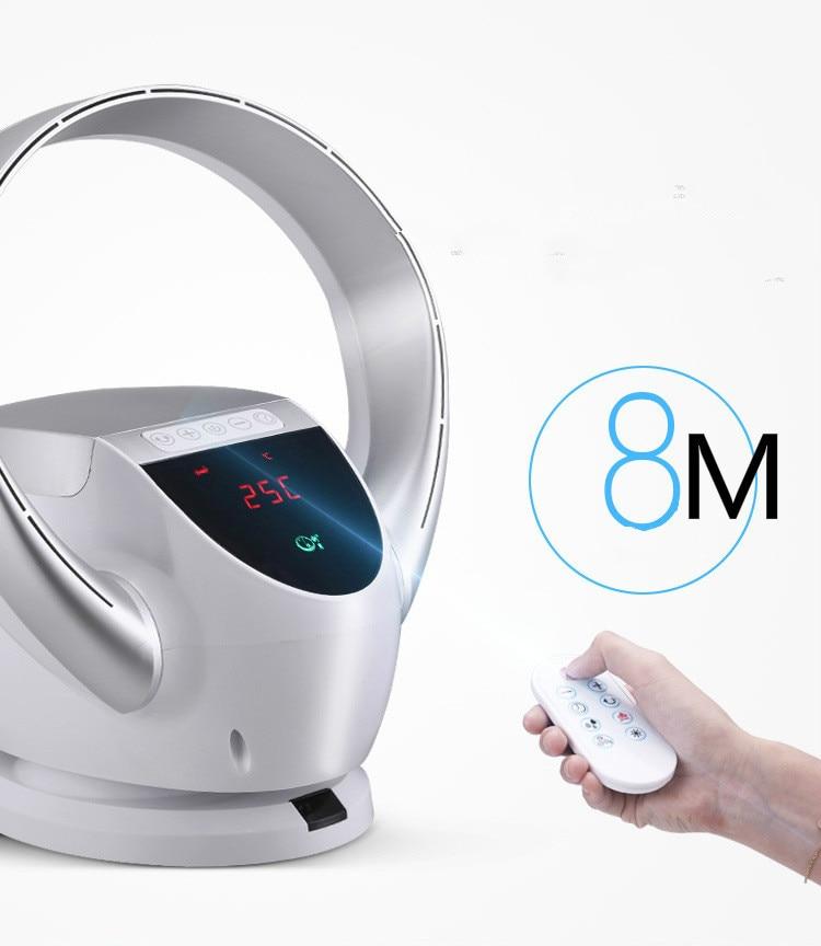 Home appliances remote-controlled ultra-silent leaf fan floor fan office desktop household wall-mounted fan