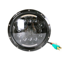 Free Shipping 90W LED Headlight Kit H4 H13 Headlamp Hi Low Sealed Beam For Motorcycle Car
