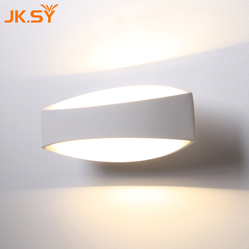 цена на Modern Led Wall Light Bedside Reading Wall Lamp 6W Aluminum Wall Sconce for Bedroom Living room Decorative wall lights