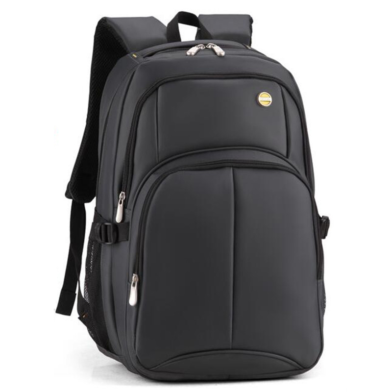 4098a65a0a66 SHUAIBO Hot Sale Business Men s Backpack Large Capacity Travel Backpack 16  Inches Shockproof Laptop Bag Brand School Bags A320-in Backpacks from  Luggage ...