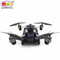 2017 Hot Sprzedaż 100% Oryginalny JJRC H40WH Z 720 P WIFI FPV Naciśnij Wysokości Trzymać aparat Powietrza Latające RC Quadcopter RTF Zbiornika Samochodu