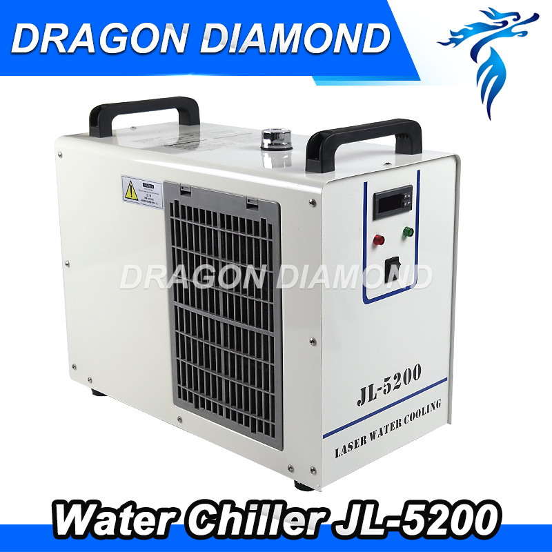 JL5200 Industry Air Water Chiller for CO2 Laser Engraving Cutting Machine Cooling 80W 100W Laser Tube mean power 80w highest 100w laser tube length 1300mm 80w laser tube for arcylic laser engraving cutting machine