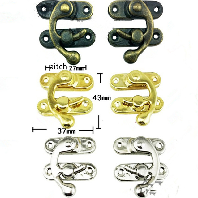 4pcs-37-43mmbox-suitcase-toggle-latch-buckles-bronze-toneantique-style-metal-lockzinc-alloy-wooden-box-lock