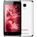 Original bluboo mini 4.5 pulgadas android 6.0 smartphone 1 gb ram 8 gb rom otg mtk6580 quad core 1.3 ghz 8.0mp 3g teléfono móvil