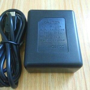 Image 3 - カクレクマノミ移動プロヒーロー 4 バッテリーbateria移動プロ 4 バッテリーusbデュアル充電器バッテリーケースヒーロー 4 シルバー/黒アクションアクセサリー