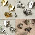 Antique Bronze/Gold/Silver Earmuffs,Ear plug Copper Earring studs cameo,earrings base setting stud accessories
