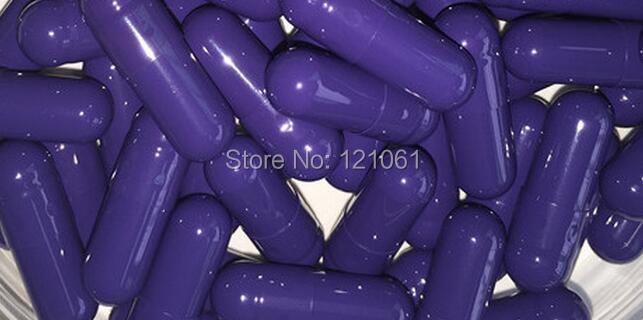 1 #10,000 قطعة! Royalblue Royalblue الملونة فارغة كبسولة ، الجيلاتين الفارغة الصلبة كبسولة! (انضم أو كبسولات فصل المتاحة!)-في زجاجات وبرطمانات تخزين من المنزل والحديقة على  مجموعة 1