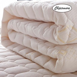 Image 4 - Chpermore 5つ星ホテル高品質マットレス綿100% 折りたたみ畳シングル、ダブルマットレス王クイーンサイズ