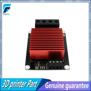 1 pc 3D Peças de Impressora Placa Heatbed Aquecimento Controlador MOS Módulo MOSFET/Extrusora 30A Para Ramp1.4 TEVO BLV MGN cubo 3D Impressora