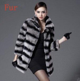 Online Get Cheap Real Chinchilla Fur Coats -Aliexpress.com