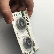 Купить с кэшбэком 6000-2RS Sealed Ball Bearing - 10x26x8 - Lubricated - Chrome Steel (2 PCS)