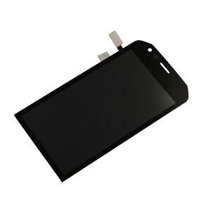 Image 5 - 4,7 дюймов ЖК дисплей для гусеницы Cat S40 сенсорный экран дигитайзер Замена для S40 экран ЖК дисплей Ремонтный комплект + Бесплатные инструменты