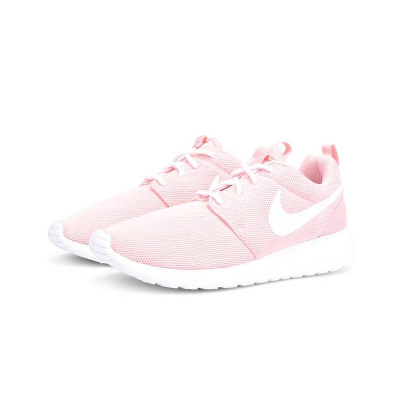 c98b10cf ... Оригинальный Новое поступление Официальный Nike Roshe Run One дышащие женские  кроссовки для бега обувь спортивная, ...