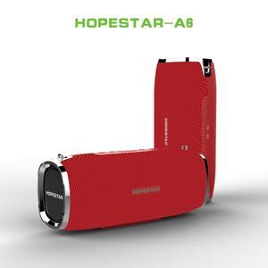 35 Вт Водонепроницаемый Hopestar A6 Bluetooth динамик аудио Бас Сабвуфер открытый портативный беспроводной динамик + Мобильная мощность