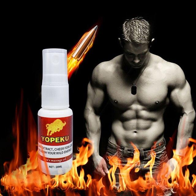 Los hombres la ampliación del pene líquido 20 ml gran Dick aumento crema tamaño Polla ampliar Aceite de Masaje del pene engrosamiento crecimiento líquido lubricante. aceite de