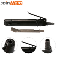Pneumatic Air Shovel Hammer Set With Chisel Air Rust Burr Weld Paint Scrap Removing Tools High Quality 1Pc