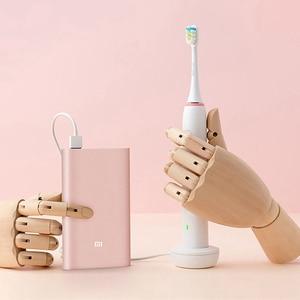 Image 4 - XIAOMI SOOCAS X1 sonique électrique dent mijia brosse étanche Rechargeable sonique Ultra sonique Intelligent soins de santé dentaire