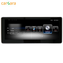 carsara Android Navigation display for Benz CLA GLA A Class W176 2013-15 10.25″ touch screen GPS stereo dash multimedia player