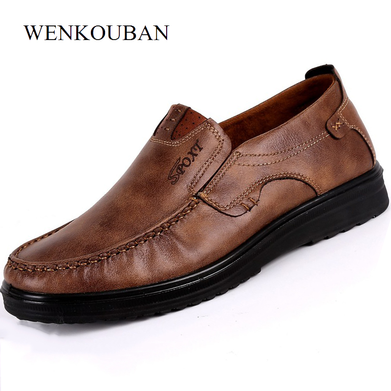 Casual Men Shoes Summer Flats Male Loafers PU leather Moccasin Slip On Boat Shoe Plus Size 38-48 Camel Chaussure Homme big size 7 colours summer shoes men casual shoes slip on flats shoes for men loafers size 36 45 chaussure homme zapatos mujer