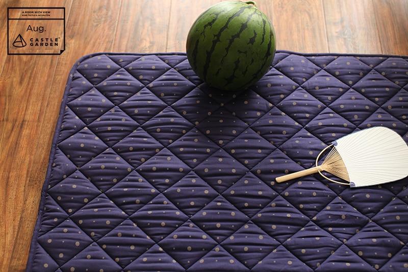 Fußboden Schlafzimmer Yoga ~ Japan stil tatami dot matte gesteppte 100% baumwolle umwelt boden