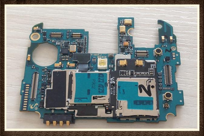 100%Working~Unlocked EU version Original Google Motherboard For Samsung GALAXY S4 i9505 LTE 16GB PCB Board Clean IMEI for samsung samsung s4 i9505 100